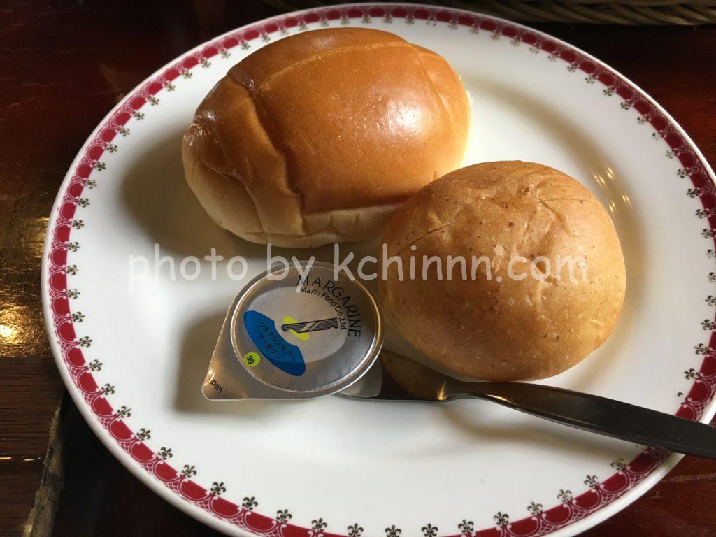 ステーキいづつやパン