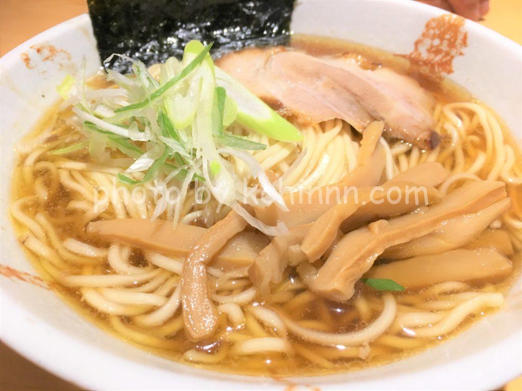 田中製麺中華そば