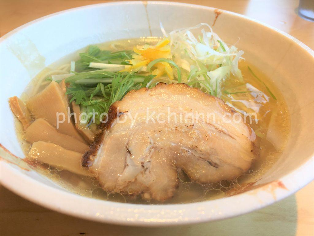 田中製麺塩中華