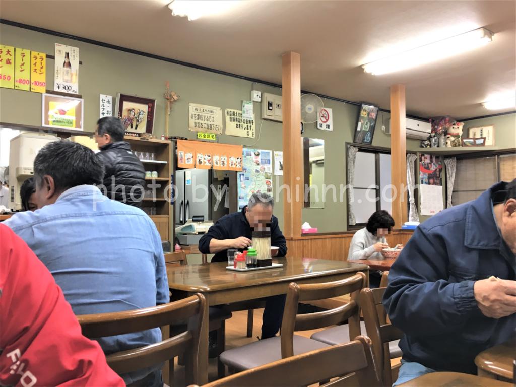 竹岡式ラーメン鈴屋